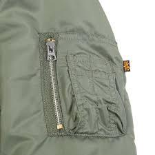 fine jacket inc alpha industries ma 1 flight jacket men u0027s
