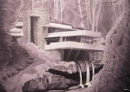 fallingwater falling water by rian0808 on deviantart