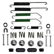 nissan versa drum brakes wagner h17272 rear drum brake hardware kit
