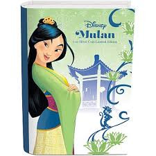 disney princess u2013 mulan 1 oz silver coin