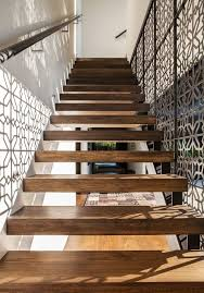 Modern Staircase Wall Design Dorrington Architects Have Designed The Godden Cres House In