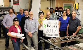 duo building awarded best of houzz 2017 for customer service duo