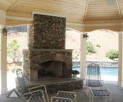 Outdoor Fireplace Houston by Free Stacked Stone For Fireplace Surround On With Hd Resolution