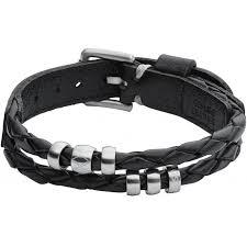 bracelet fossil images Bracelet fossil bracelet acier cuir homme homme jpg