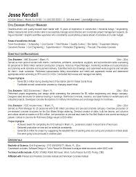 Sample Civil Engineering Resume Entry Level Sample Resume For Software Engineer Download