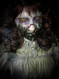 2012 haunted house props and animatronics creepy collection