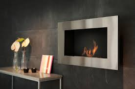 Fireplace Wall Decor by Handsome White Steel Fireplace Ideas At Engaging Black Wall Decor