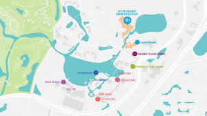 Map Of Florida Airports by Hilton Orlando Buena Vista Palace Walt Disney World Hotel