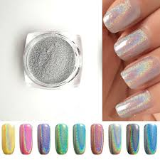 aliexpress com buy 2g bottle silver laser holographic nail