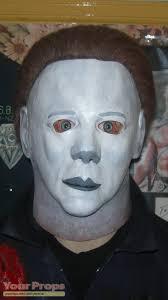 Michael Myers Halloween Costume Halloween Size Michael Myers Display Replica Movie Costume