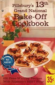 46 best pillsbury bake off cookbooks images on pinterest