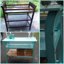 What To Do With Changing Table After Baby Repurpose A Changing Table To Hallway Table Repurpose It