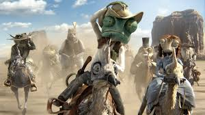 Rango Lars - how gender mobility in rango implies the fall of the west and the