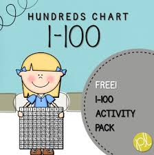 printable hundreds chart free hundreds chart free printables by positively learning tpt
