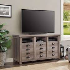 tv stand cabinet storage buffet console living room cable