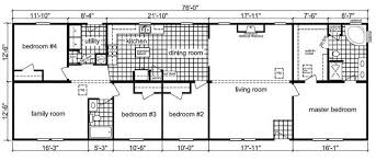 floor plans for 4 bedroom homes floor plans for modular homes home plans