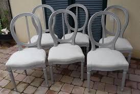 chaises medaillon achetez 6 chaises médaillon occasion annonce vente à chatou 78