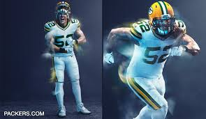 packers going all white for color rush uniforms