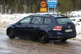 spyshots new volkswagen golf variant jetta sportwagen