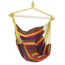 merax hanging hammock chair swing seat for patio yard camping