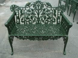 Cast Iron Loveseat 101 Best Victorian Garden Furniture Images On Pinterest Garden