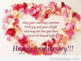 anniversary card for message happy marriage anniversary card messages and quotes