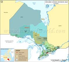 counties map ontario counties map counties in ontario