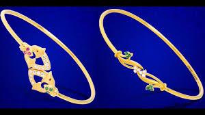 simple gold bracelet price images Gold bracelet designs for women simple daily use jewellery jpg