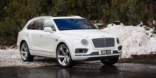 bentley sport 2016 2016 bentley bentayga review caradvice