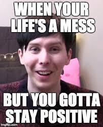 Mess Meme - lifes a mess imgflip