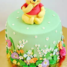 winnie the pooh baby shower cake order baby shower cakes online in delhi send baby shower gifts to