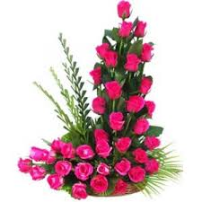 flowers roses designer ikebana roses arrangement send flowers to dubai from canada