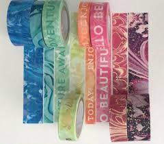 marble recollections sample washi tape decorative tape washi