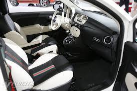 Fiat 500 Interior Picture Of 2012 Fiat 500