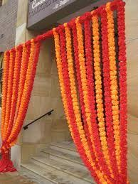 Flower Garland For Indian Wedding 109 Best Home Party Decorations Images On Pinterest Hindus