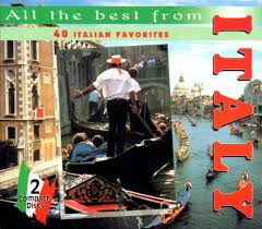 various artists all the best from italy 40 italian favorites 2