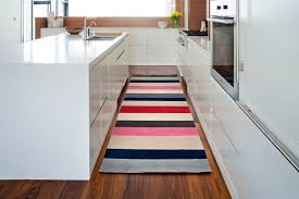 Kitchen Runners Kitchen Runner Rugs Striped Colorful Kitchen Runner Rug 3 Stripe