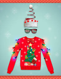 Christmas Sweater Party Ideas - ugly christmas sweater party ideas