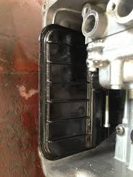 how to change internal sst filter without transmission open