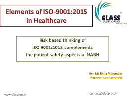 iso 9001 2015 in healthcare youtube