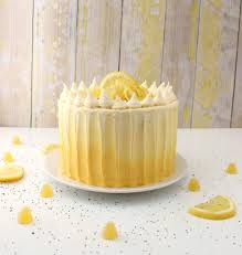 lemon sunshine cake the simple sweet life