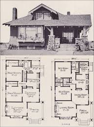 craftsman floor plan craftsman bungalow style homes home design plans how to