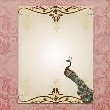 Wedding Invitation Cards Design Plain Wedding Invitations Thebridgesummit Co
