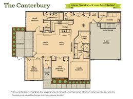 the canterbury home builders in richmond va cornerstone homes