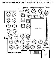 the garden ballroom oatlands house