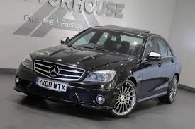 Mercedes C Class Coupe 2008 Used 2008 Mercedes C Class C63 Amg For Sale In Mid Glamorgan