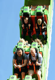 Six Flags New Jersery Six Flags Set To Unveil Devilish New Ride Video Nj Com