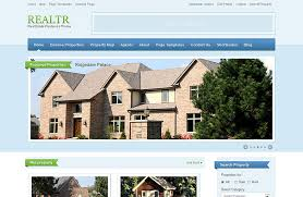 1 wordpress real estate theme realtr for classifieds agencies