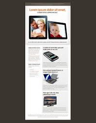 free e newsletter templates free html email templates free email templates