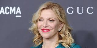 courtney love posts note to her